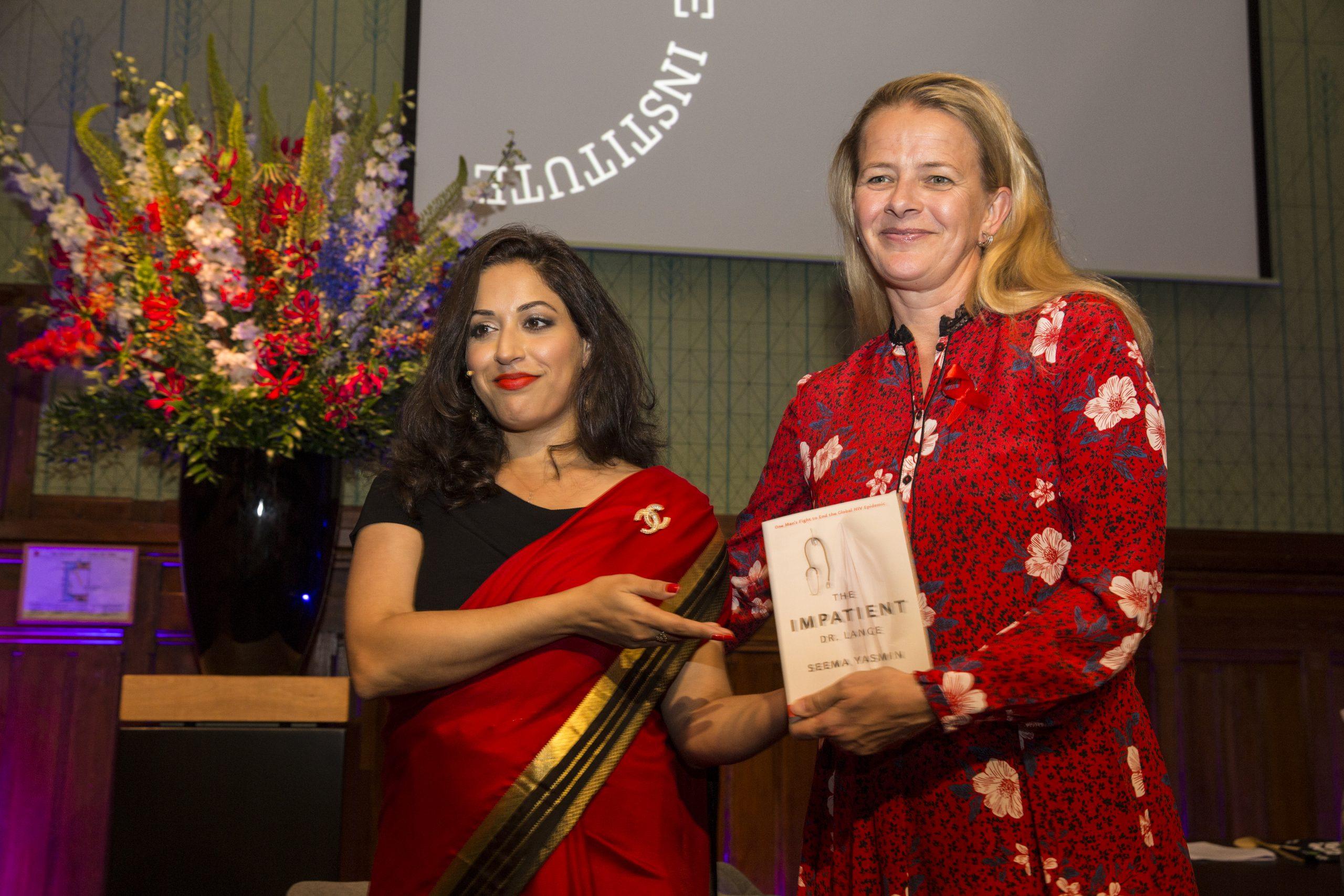 Book launch JLI Beurs van Berlage