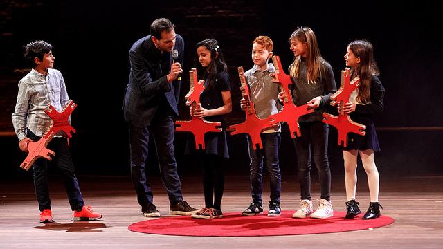 TEDX Opening Big X