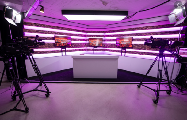 Studio Webinar Events in Company